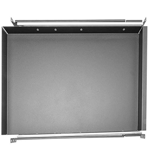 GOWOS Rackmount Sliding Shelf, 19 inch Rack 20 inch deep