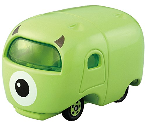 Takaratomy Tomica Disney Motors Tsum Tsum Mini Car Figure, Mike Wazowski