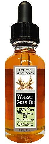 wheat germ oil hair - 2