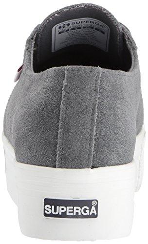 Superga Femmes 2790 Suecotlinw Sneaker Gris