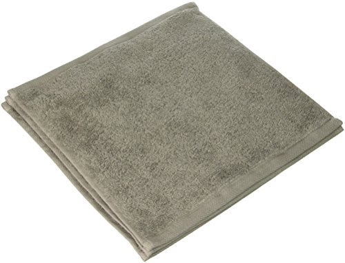 """Multi-purpose Microfiber Cleaning Cloths Absorbent & Fast Drying Towels Car Detailing(16""""x16"""", Greyx3)"""