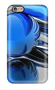 YtHmsPg181kZMiC Tpu Phone Case With Fashionable Look For Iphone 6 - Artistic