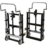 Strongway Hydraulic Furniture Mover Set - 3960-Lb. Capacity, 10in. Lift