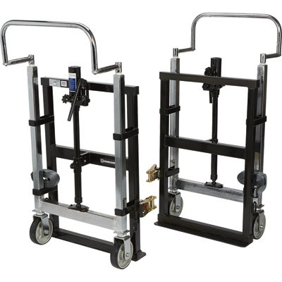 Strongway Hydraulic Furniture Mover Set   3960 Lb. Capacity, 10in. Lift