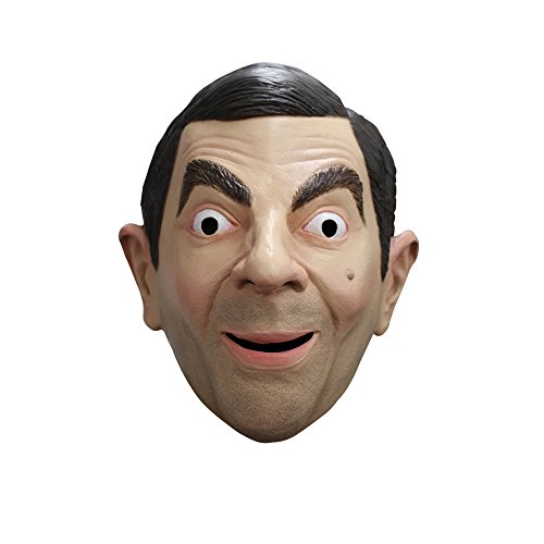 Costume Mr Brown (Adult Mr. Bean Costume Funny)
