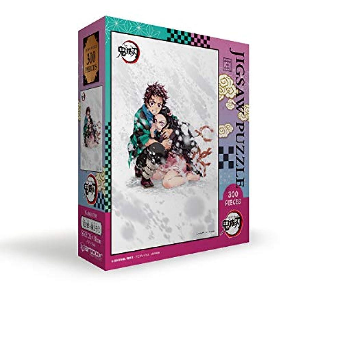 [해외] 엔스카이 300피스 직소 퍼즐 이어멸의 카마도우네즈코(1) 300-1705 (26X38CM)