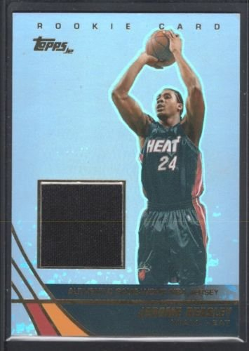 04 Topps Jersey - 8