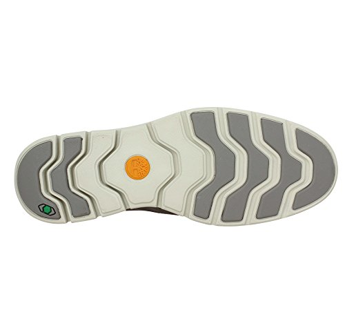 Timberland Herren A1I7C Bradstreet 5 Eye OX Steeple Grey Nubuk US 7,5 / EU 41