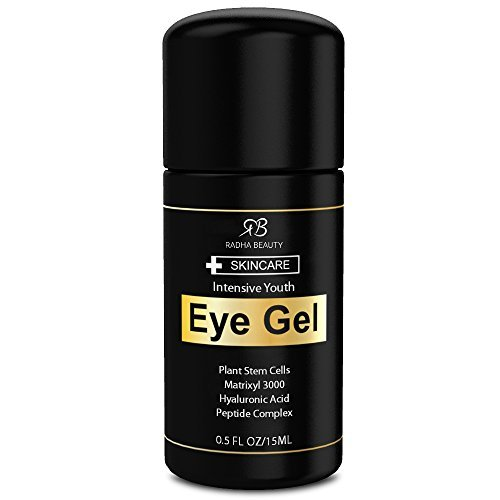 Eye Cream for Puffiness, Dark Circles, Wrinkles & Bags