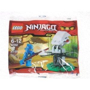 LEGO Ninjago Exclusive Mini Figure Set #30082 Ninja Training with Jay Bagged - Exclusive Mini Figure Set
