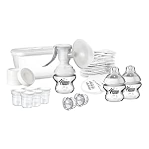 Tommee Tippee Closer to Nature - Kit de lactancia materna