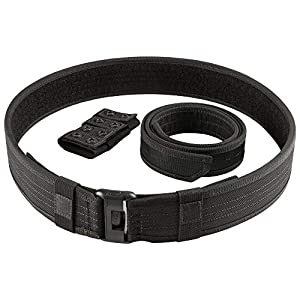 5.11 Tactical Men's 2.25-Inch Nylon Water-Resistant Sierra Bravo Duty Belt Plus, Style 59506