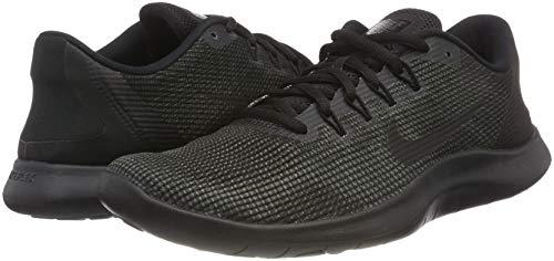 Hommes 001 Chaussures Comptition 2018 Gris noir Noir Anthracite Laufschuh Fonc Nike Herren Flex Run RCxSSgwq