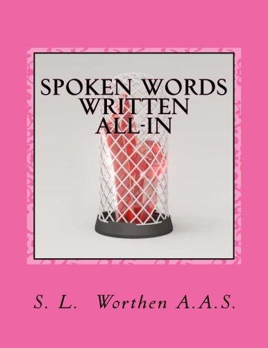 Read Online Spoken Words Written All-In: Vibrating sound written down (Volume 2) pdf
