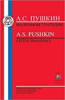 Book Pushkin: Little Tragedies (Russian Texts) by Pushkin, Aleksandr Sergeevich (1998)