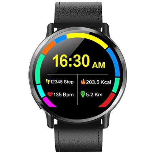 Kiorc LEMFO LEM X 4G Smartwatch Phone 16GB 8.0MP Camera Bluetooth 4.0 900mAh Built-in Black