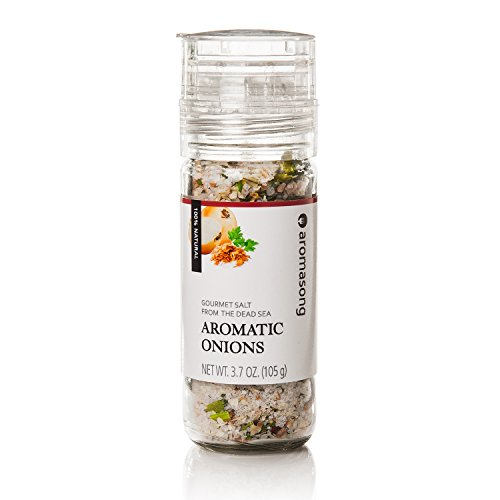 Gourmet Flavored Grinder Aromatic Onions product image