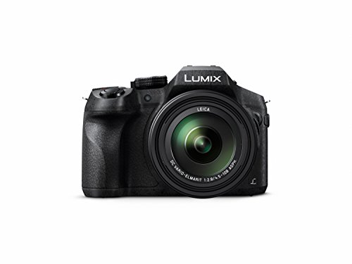 Panasonic LUMIX DMC-FZ300K 4K Video, Splash & Dustproof Body