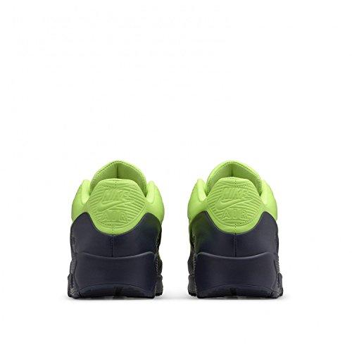 Nike Sacai X Nikelab Air Max 90 Instappers Damesschoen (10, Volt / Obsidiaan)