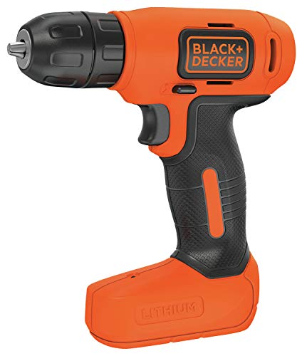 BLACK DECKER 8V MAX Cordless Drill Driver BDCD8C