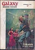 GALAXY Science Fiction: January, Jan. 1951 (
