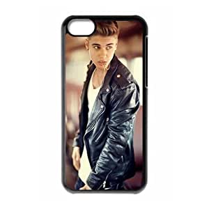 Justin Bieber Plastic Case/Cover For SamSung Note 3 Phone Case Cover Hard Case Black/White