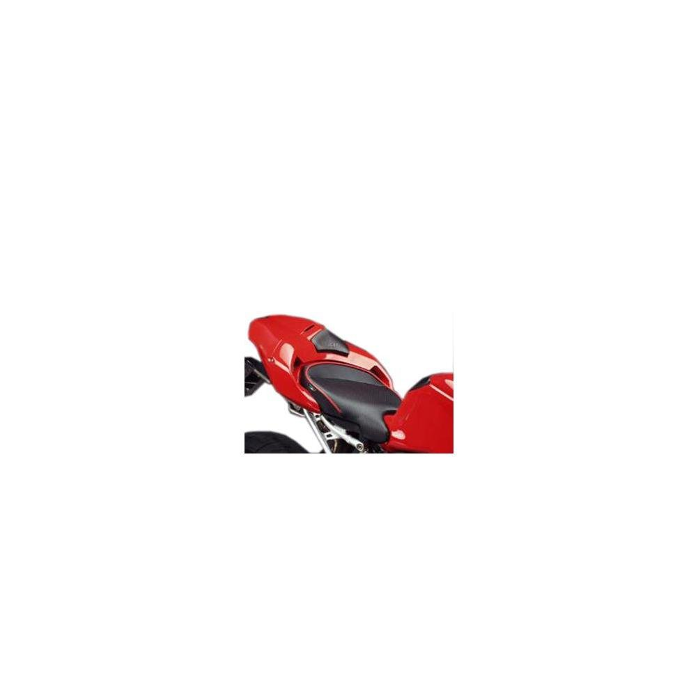 Sargent World Sport Perf Seat Black W/Black for Ducati 749/R/S 999/R/S 03-06