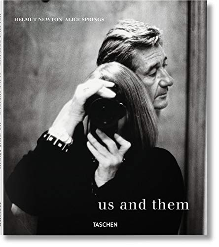 Us and Them is an ode to partnership and art. First published in 1999, it gathers photographs by Helmut Newton and his wife, the actress and photographer June Newton, who worked under the pseudonym Alice Springs. The collection is arranged into fi...
