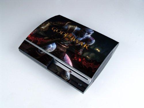 God Of War Skin Sticker PS3 PlayStation 3