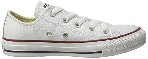 Converse Chuck Taylor all Star, Sneakers Unisex – Adulto Bianco (White Monochrome)