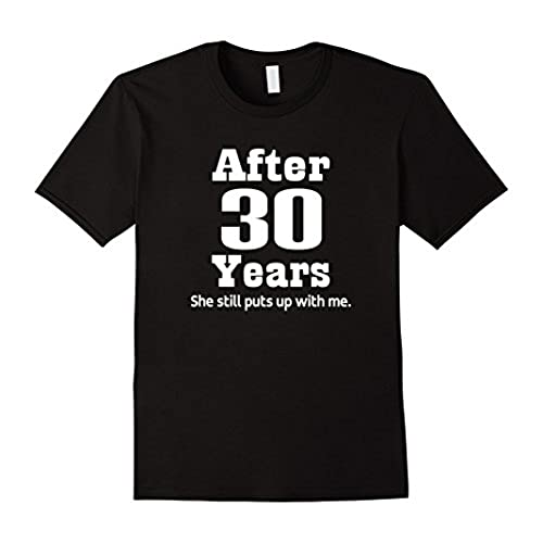 anniversary gifts for men 30 years
