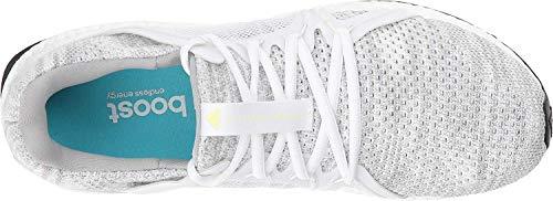 adidas Stella McCartney Women's Ultra Boost Parley Stone/Core White/Mirror Blue/SMC 10.5 M US