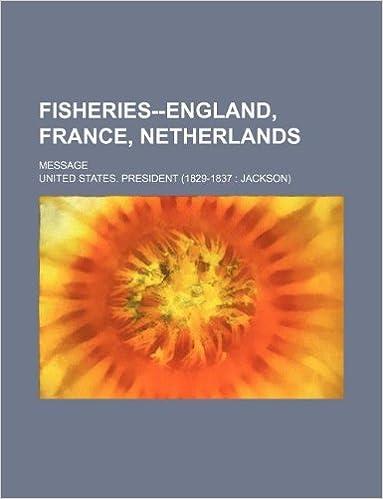 Book Fisheries--England, France, Netherlands: message