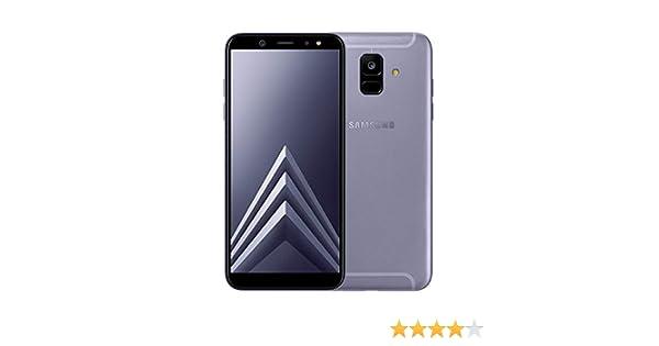 Samsung SM de A600 A6, Color Negro: Samsung: Amazon.es: Electrónica
