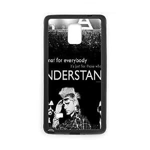 Custom Samsung Galaxy Note 4 Case, Zyoux DIY New Design Samsung Galaxy Note 4 Plastic Case - 30 Seconds To Mars