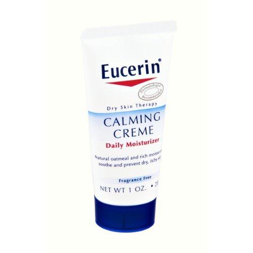 Eucerin Skin Calming Daily Moisturizing Creme 1 oz