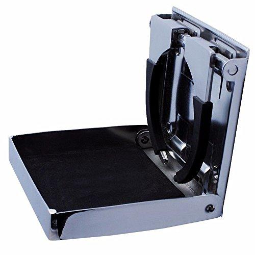 Holder Drink Folding - 316 Stainless Steel Adjustable Folding Cup Drink Holder for Marine Boat Truck RV