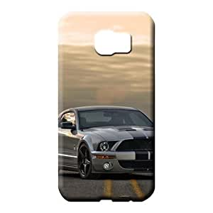 samsung galaxy s6 edge Shock Absorbing Style phone Hard Cases With Fashion Design mobile phone carrying skins Aston martin Luxury car logo super