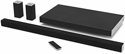 "VIZIO SB4051-D5 Smartcast 40"" 5.1 Slim Sound Bar System (Certified Refurbished)"