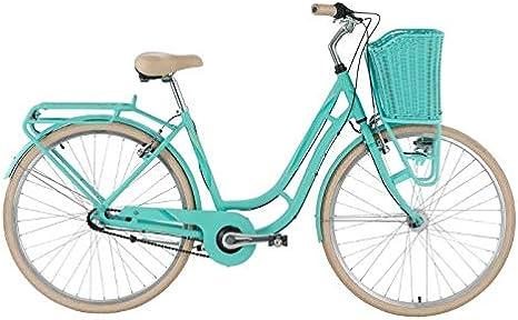 Genesis Avenue 28 - Bicicleta de Ciudad para Mujer, Color ...