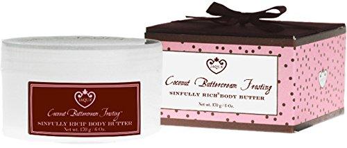 Jaqua Buttercream Frosting - Jaqua Beauty Coconut Buttercream Frosting Boxed Body Butter