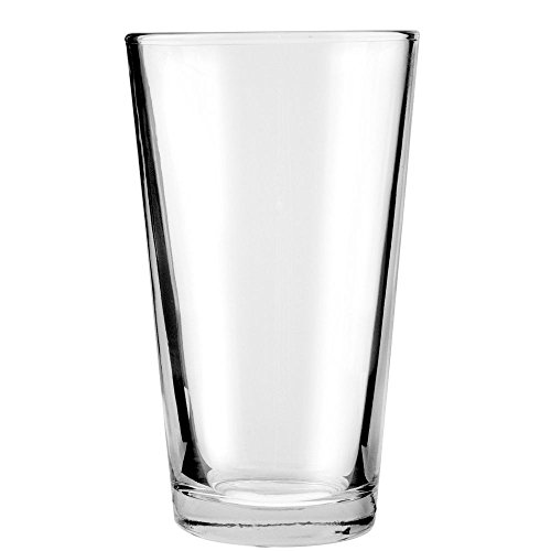 (Anchor 176FU Mixing Glasses, 16oz, Clear (Case of 24) )