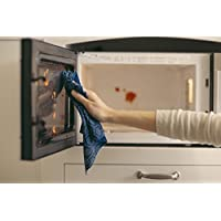 Scotch-Brite Reusable Dishcloth - cleaning microwave