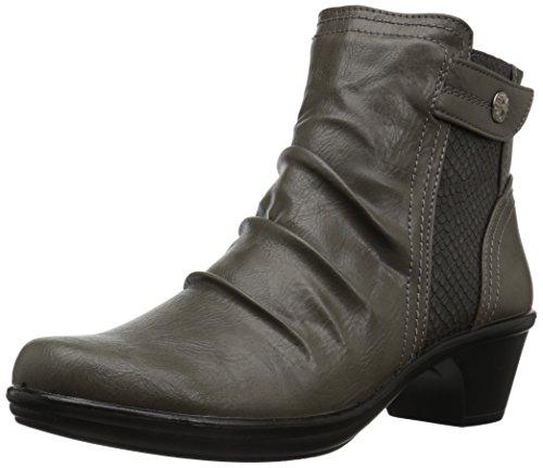 Ankle Women's Easy Draft Street Grey Bootie Swxtqvp5tC