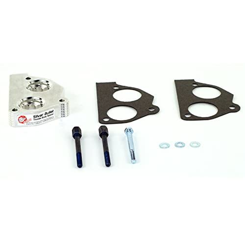 aFe Power Silver Bullet 46-34004 GM Throttle Body Spacer