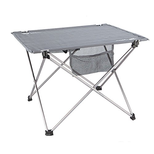 ShopSquare64 BRS-Z33 Portable Folding Table Ultralight Aluminum Alloy Waterproof Outdooors Camping Picnic Desk