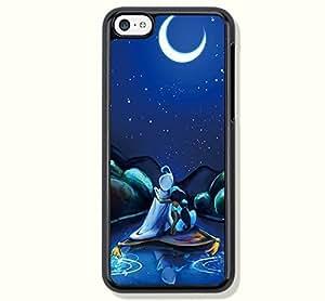 MMZ DIY PHONE CASEPink Peri(TM) Aladdin Magic Lamp Cell Phone Case For iphone 6 plus 5.5 inch case