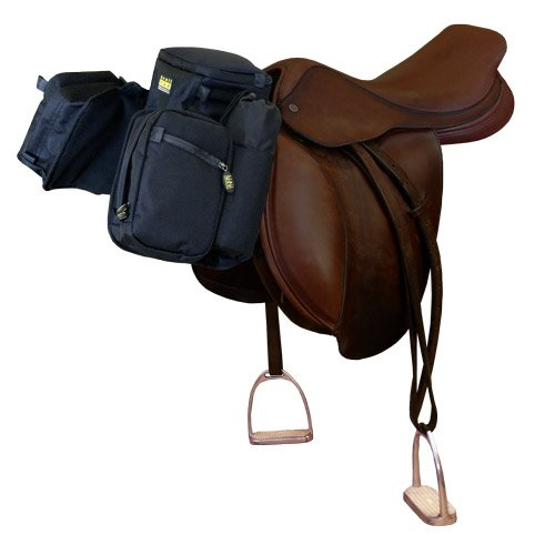 TrailMax English Saddle Pommel Bag, Large