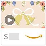 Amazon.ca eGift Card - Wedding Bells (Animated)