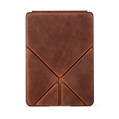 Missoni Home Gravita Oman Leather: Limited Edition Premium Leather Origami Cover For Kindle